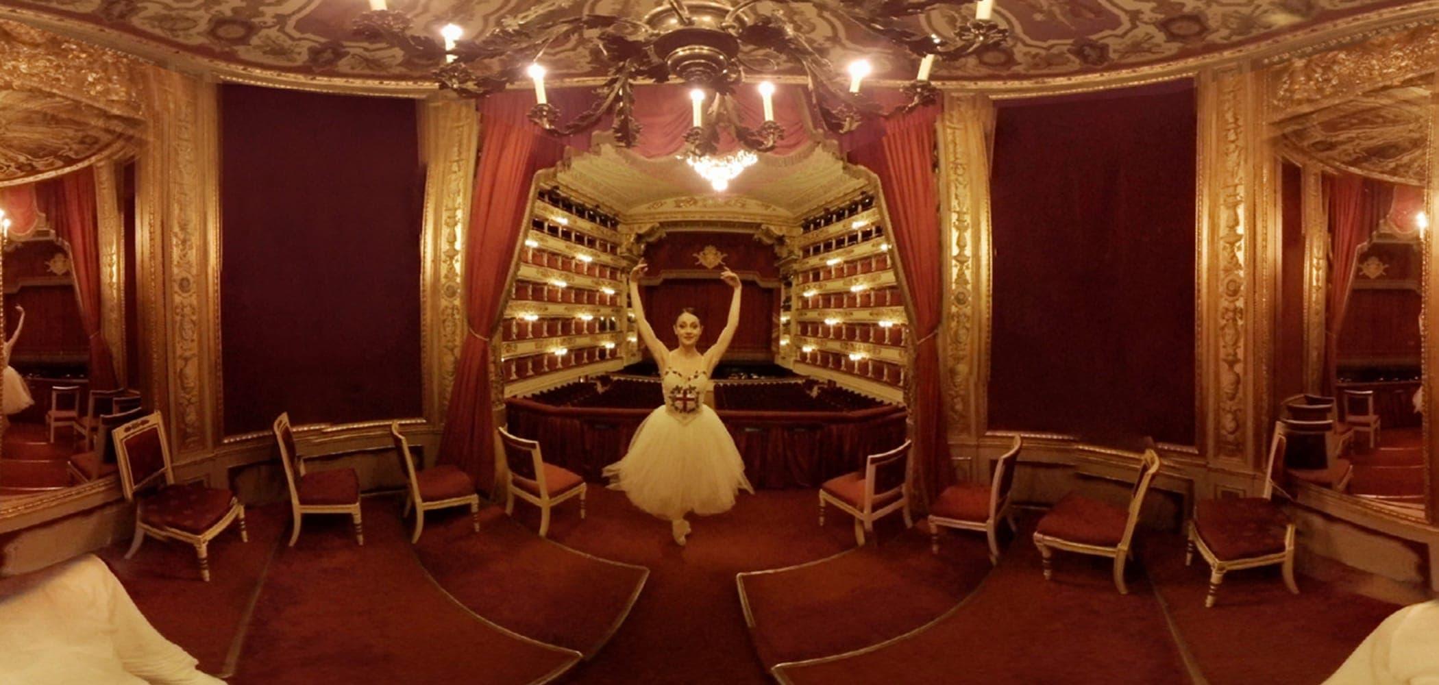 realtà virtuale, teatro alla scala, nicoletta manni