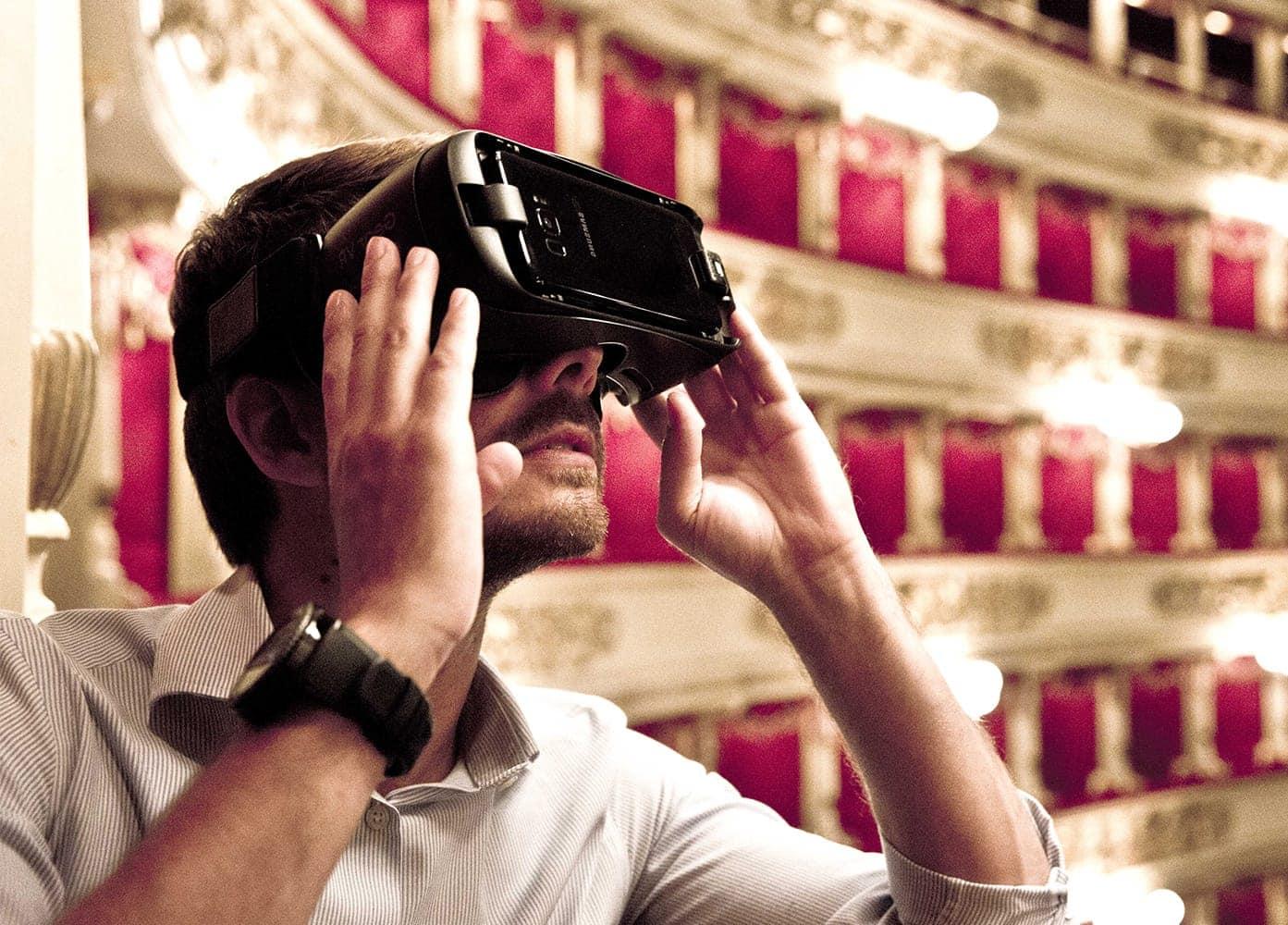 realtà virtuale - museo teatrale alla scala