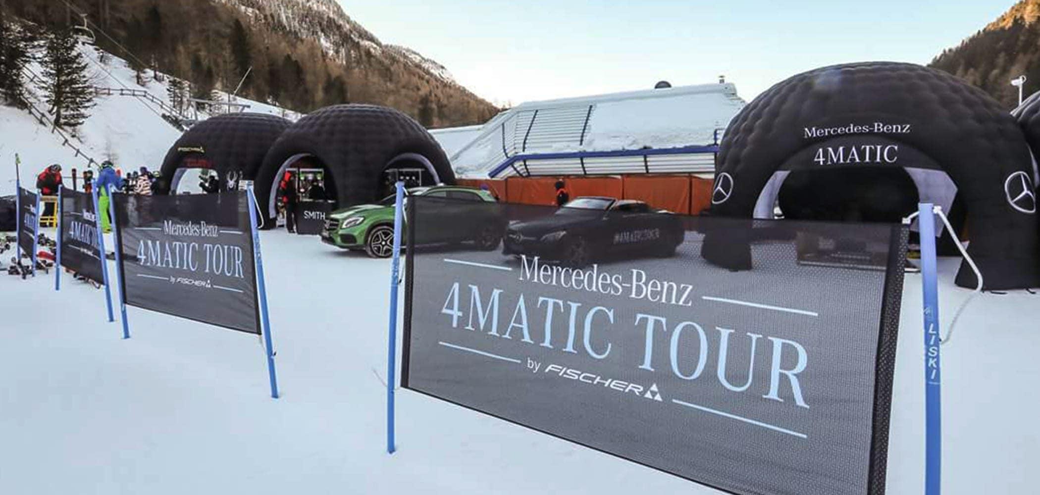 mercedes 4matic tour