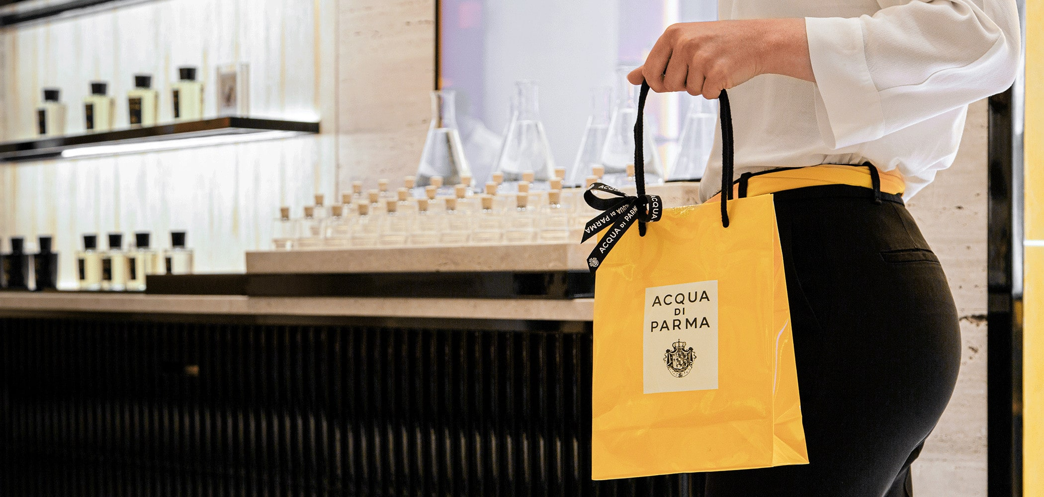 shopper acqua di parma