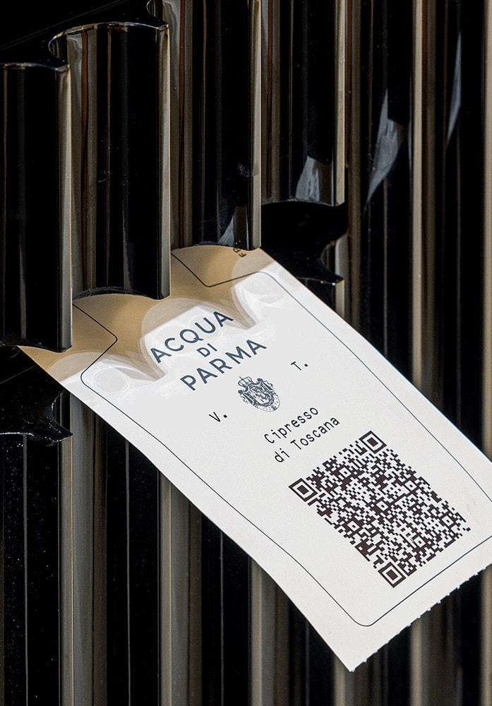 QR code Acqua di parma