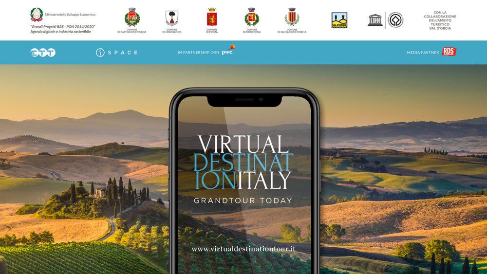 Virtual Destination Italy - Grandtour Today