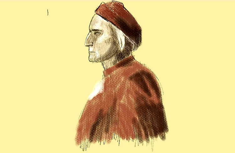 Museo Casa di Dante grafica