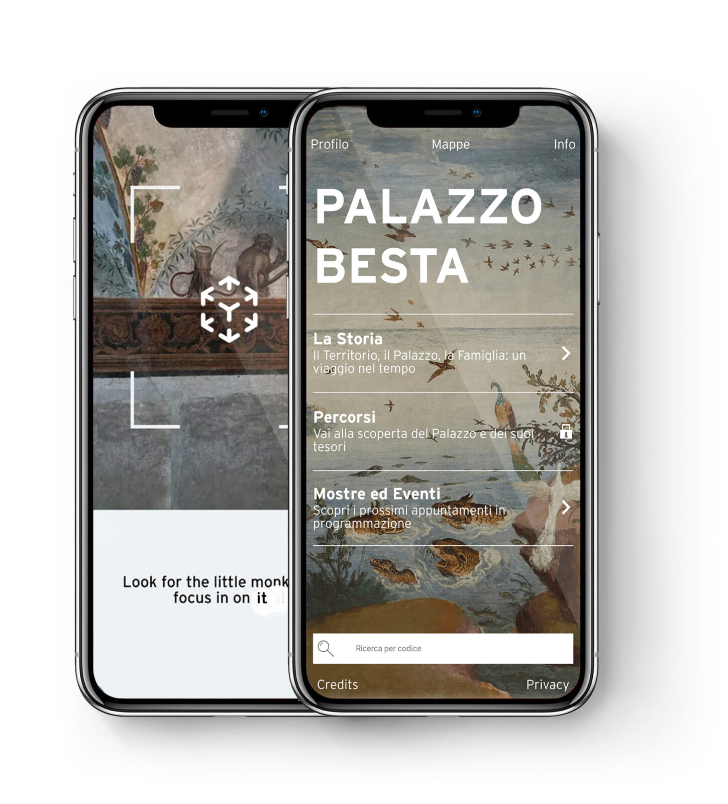 Palazzo Besta App