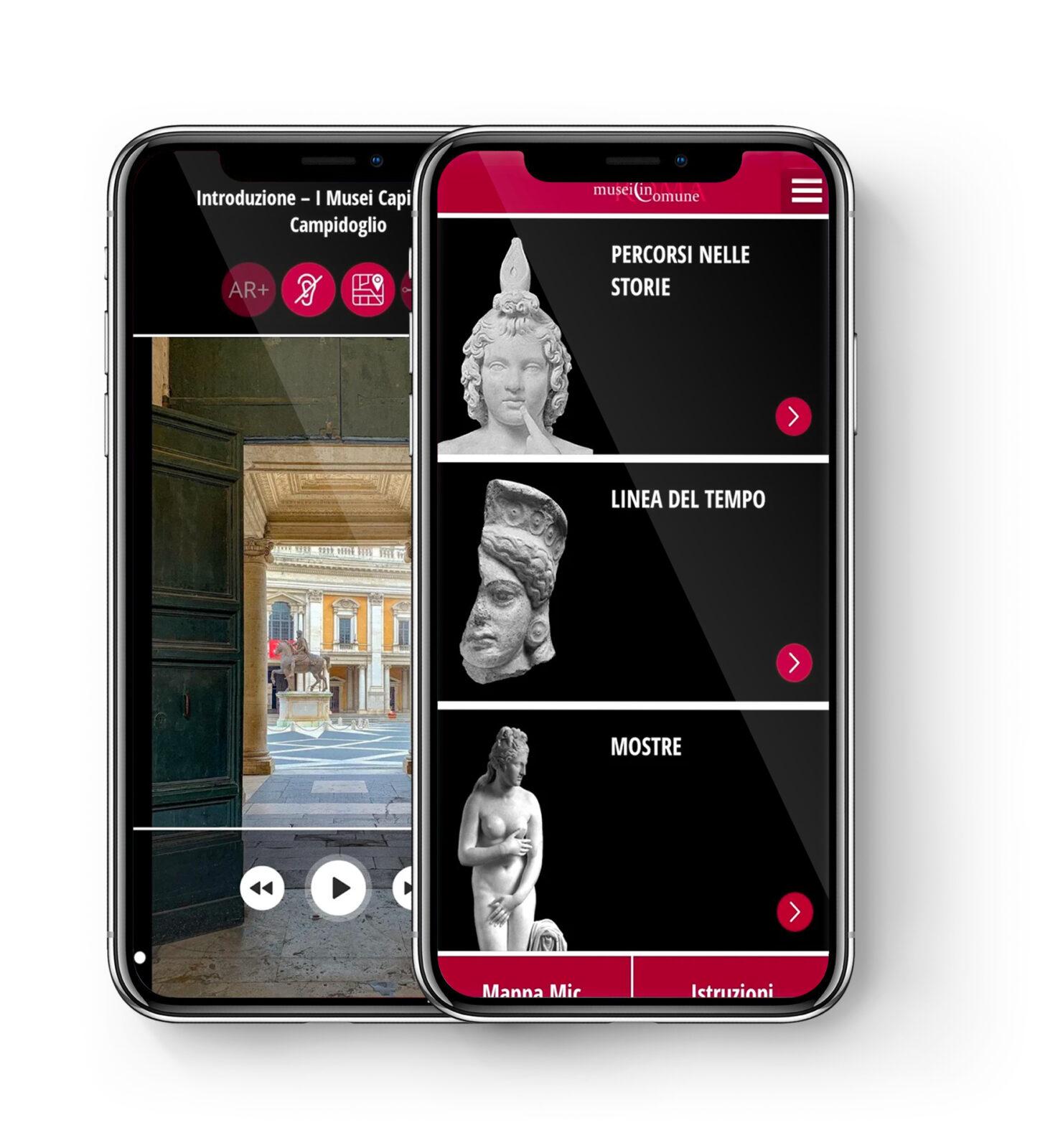 Musei capitolini app
