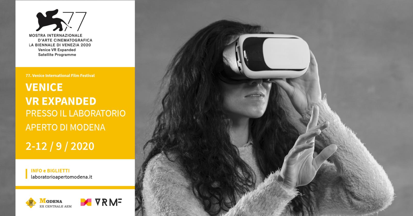 Venice VR Expanded biennale Venezia