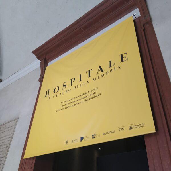 """Inaugurata """"Hospitale – il futuro della memoria"""": via a Parma Capitale Italiana della cultura"""