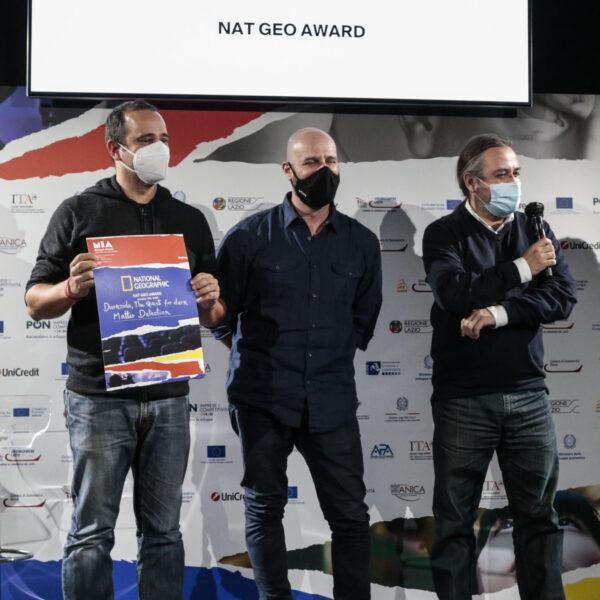 A VIS il premio National Geographic al MIA