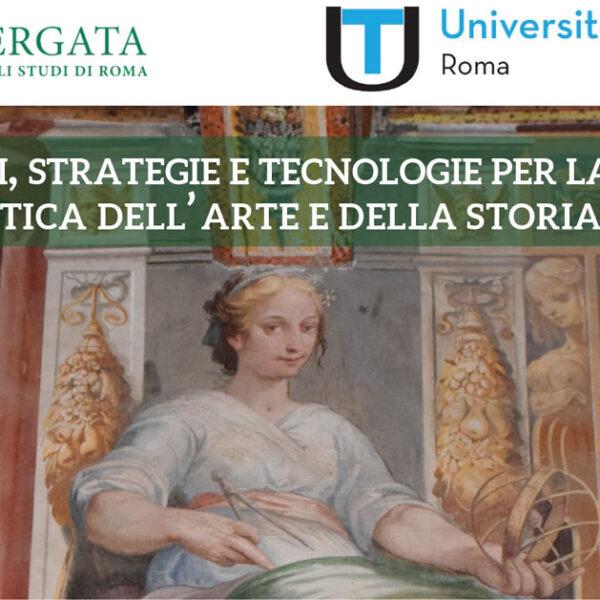 """ETT al Convegno """"Strumenti, strategie e tecnologie per la fruizione e la didattica dell'arte e della storia dell'arte"""""""
