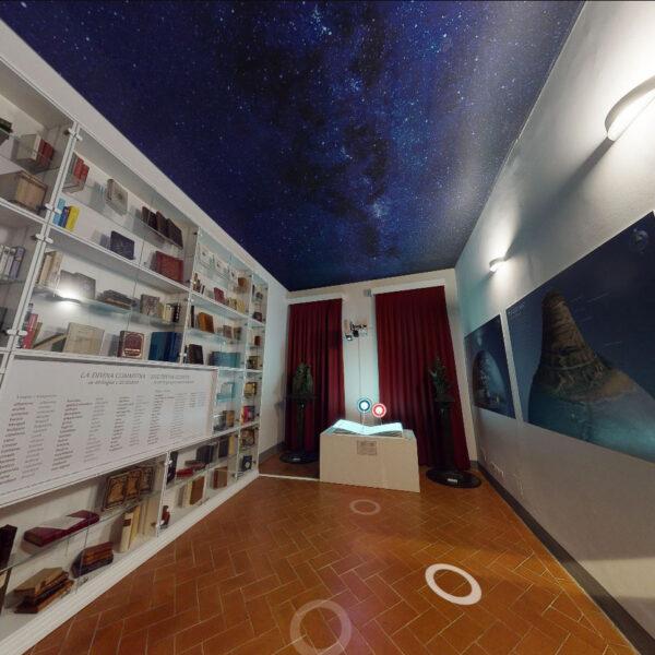 Disponibile il Virtual Tour del Museo Casa di Dante