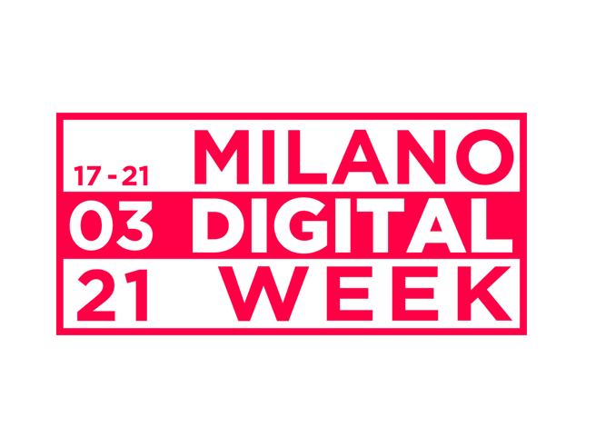 Locandina di Milano Digital Week 2021