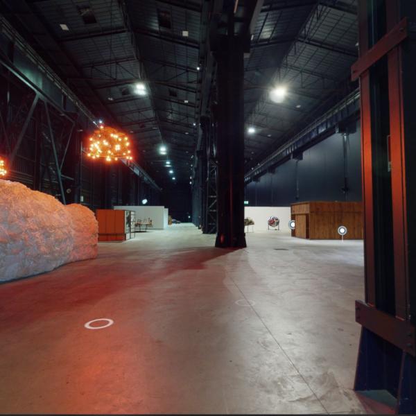 Pirelli HangarBicocca: una visita immersiva realizzata da ETT