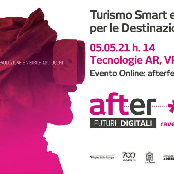 After - Futuri Digitali 2021 - Tecnologie AR, VR, AI