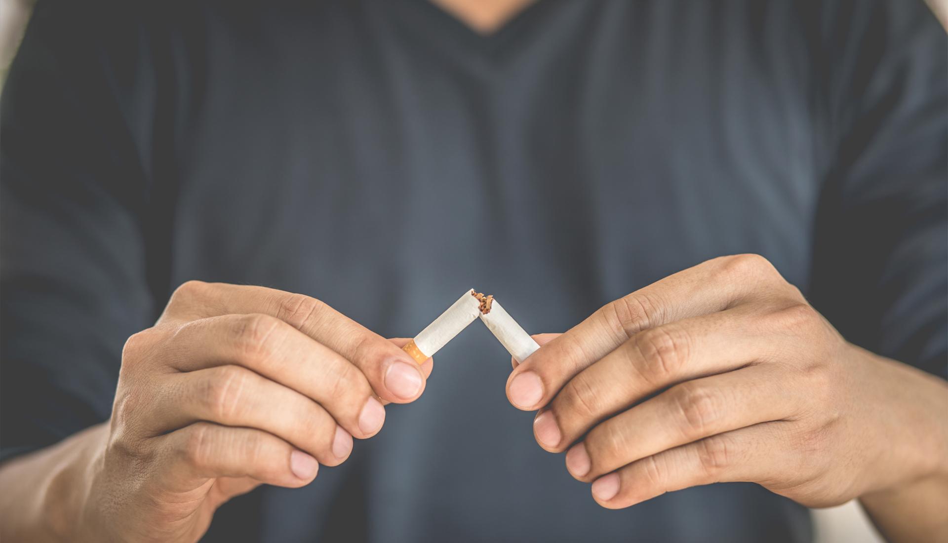 ETT Smart City - Smart Health - Disassuefazione da Tabacco