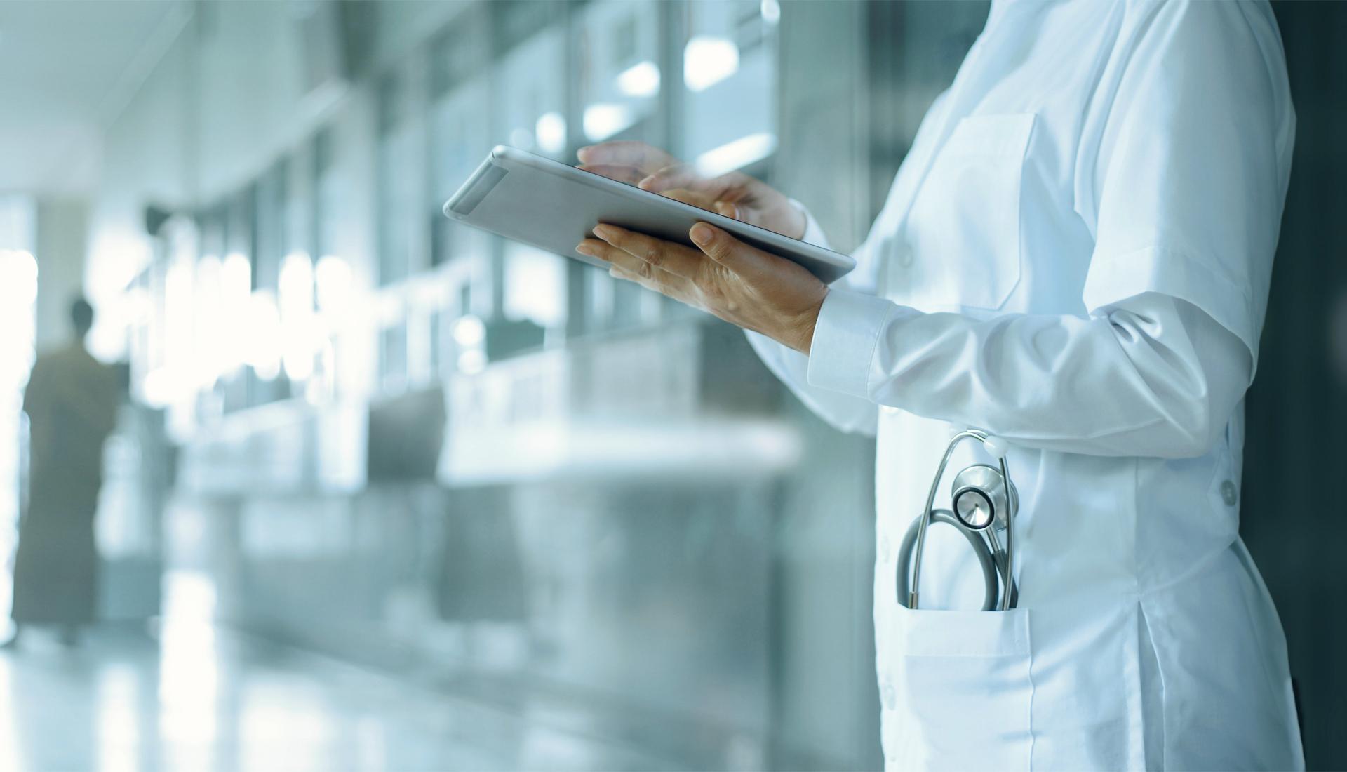 ETT Smart City - Smart Health - Terapia Infusionale